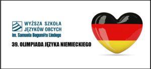 39 Olimpiada Języka Niemieckiego
