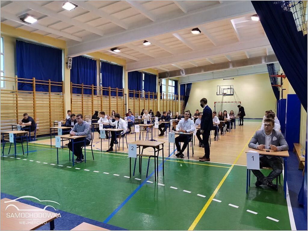 Dzień drugi egzaminu zawodowego