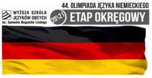 etap okręgowy Olimpiady Języka Niemieckiego