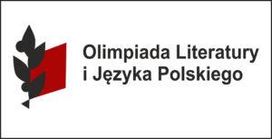 Logo Olimpiady Literatury i Języka Polskiego