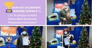 Pomorski XXVII Konkurs Plastyczno-Literacki