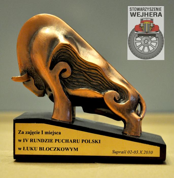 Puchar za zajęcie I miejsca w Pucharze Polski