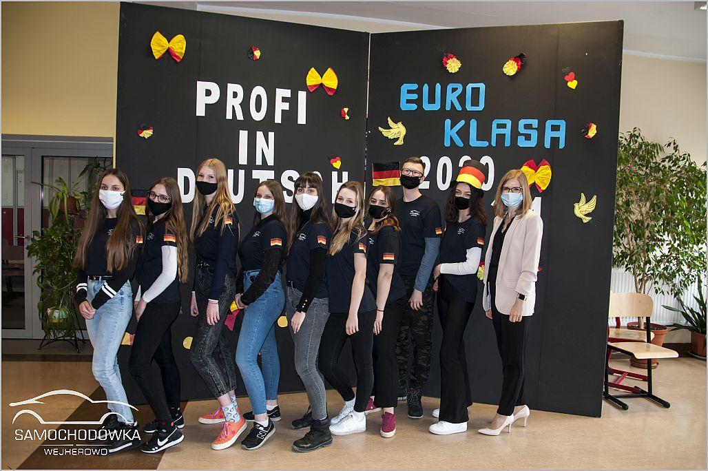 Konkurs Profi in Deutsch. Bez nich nie odbyłby się konkurs