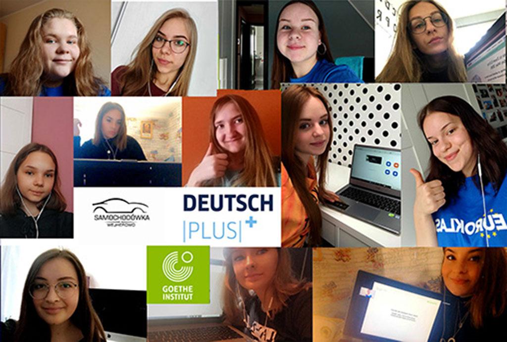 Projekt Deutsch Plus - Rozmowy o piłce nożnej